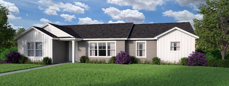 Chambers Classic Floor Plan with Hedgefield Homes