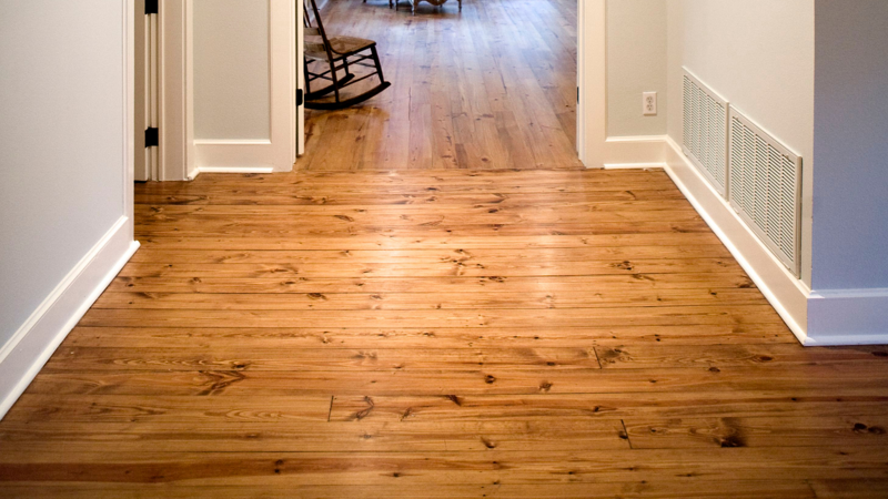 Flooring: Options & Features for Custom Home