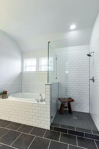 Luxury Bathroom: Options & Features for Custom Home