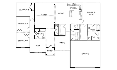 Floor Plan Options (Homebuilding Process by Hedgefield Homes)