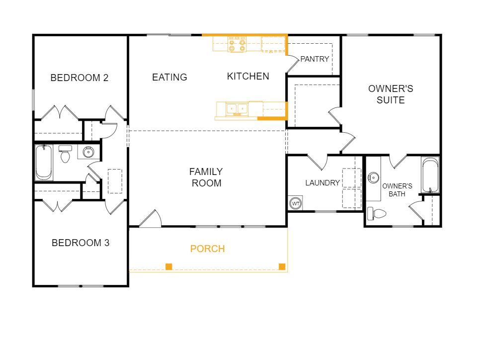 Chambers-BG Floorplan