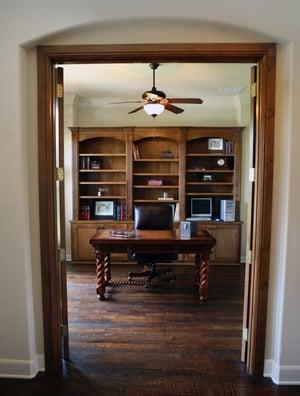 Study Home Design & Floor Plan (Hedgefield Homes North Texas)