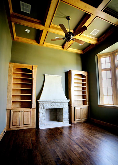 Tall Ceilings: Options & Features for Custom Home