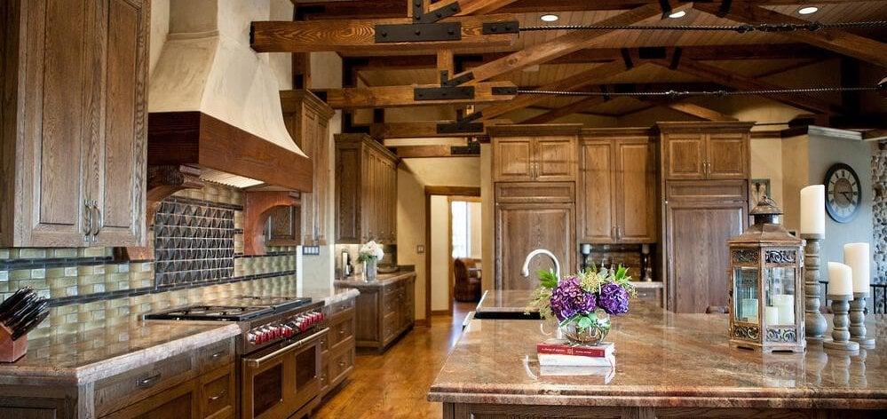 Fully Custom Home Builders North Texas