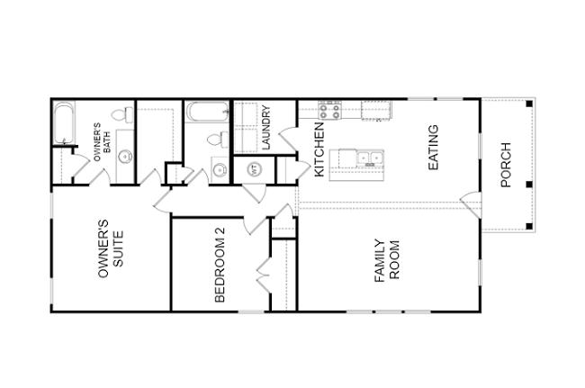 Deciding Square Footage of a Custom Home Build